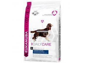 Eukanuba Daily Care Overweight, Sterilized Hmotnost  12,5kg
