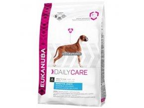 Eukanuba Daily Care Sensitive Joints Hmotnost  12,5kg