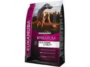 Eukanuba Dog Premium Performance Jogging and Agility Hmotnost  15kg