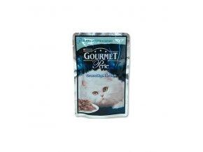 Gourmet Perle Pstruh a špenát  85g