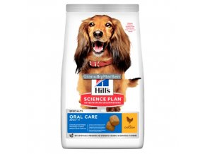 Hill's Canine Oral Care 5kg