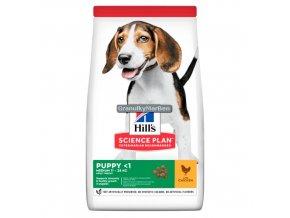 Hill's Canine Puppy Medium 12kg