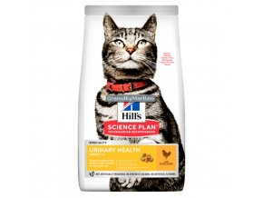 Hill's Feline Adult Hairball Control 1,5kg