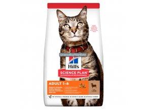Hill's Feline Adult Lamb 10kg