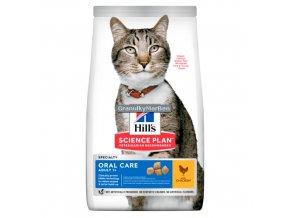 Hill's Feline Adult Oral Care 1,5kg