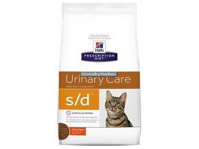 Hills Feline diet sd