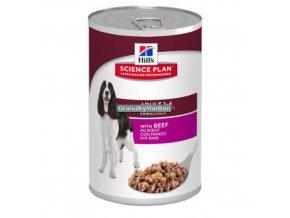 Konzerva Hill's Canine Adult Beef 370g