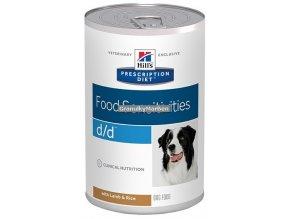 Konzerva Hills Canine Diet dd lamb