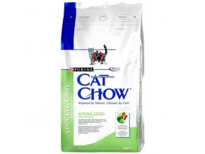 Purina Cat Chow Special Care Sterilized 400g