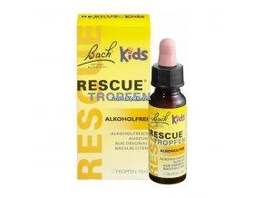 Krizové kapky pro děti Rescue Kids 10ml