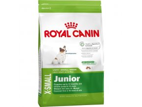 Royal Canin Dog X-Small Junior 1,5kg