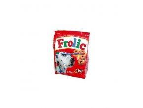 Frolic Hovězí, zelenina a obiloviny 4kg