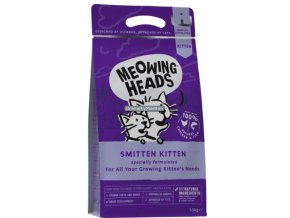 Meowing Heads Kittens Delight