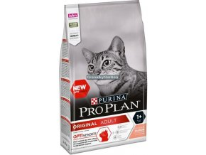 Pro Plan Cat Adult Salmon and Rice 3kg