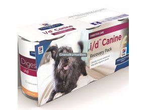 Konzerva Hills Canine Diet id recovery pack