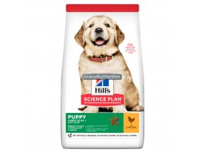 Hill's Canine Puppy Large Breed 16kg