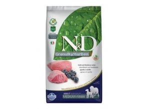 ND Grain Free canine Adult Medium LAMB