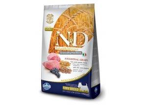ND Low Ancestral Grain canine Adult Mini LAMB