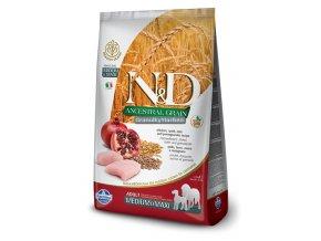 ND Low Ancestral Grain canine Adult Medium CHICKEN