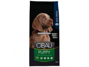 Cibau Puppy Maxi Hmotnost  12kg