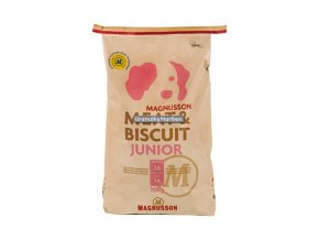 Magnusson Meat and Biscuit Junior 10kg