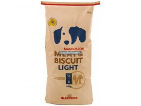 Magnusson Meat and Biscuit Light 4,5kg