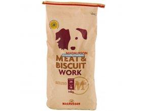 Magnusson Meat Biscuit Work 14kg