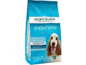 Arden Grange Puppy and Junior 12kg