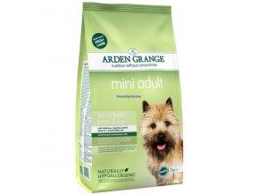 Arden Grange Dog Adult Mini Lamb and Rice 2kg