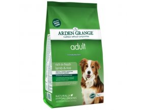 Arden Grange Dog Adult Lamb and Rice 12kg