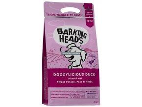 Barking Heads Quackers Grain Free 2kg