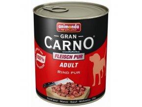 Konzerva Animonda Gran Carno Adult Hovězí 800g