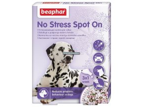 Beaphar No Stress Spot On pro psy 2,1ml (3x0,7ml)