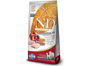 ND Low Ancestral Grain canine SENIOR Medium Maxi CHICKEN