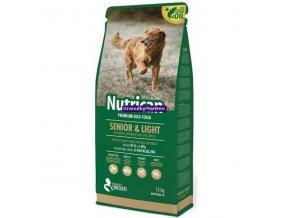 NutriCan Senior and Light 3kg