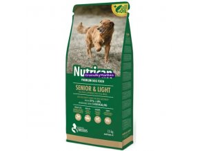 NutriCan Senior and Light 15kg