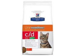 Hills Feline diet cd urinary stress reduced