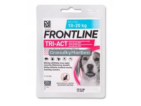 Frontline Tri-Act Spot-on M (10-20 kg)