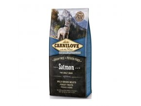 Carnilove Dog Salmon for Adult
