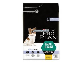 Pro Plan Dog Small and Mini Adult 9+ 7kg