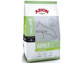 Arion Dog Original Adult Small Chicken and Rice 3kg