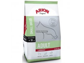 Arion Dog Original Adult Small Lamb and Rice 3kg