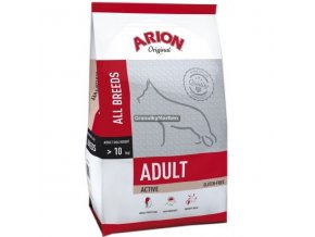 Arion Dog Original Adult Active All Breeds 12kg