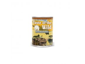 Konzerva Taste of the Wild High Prairie Canine 375g