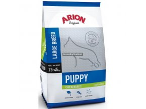 Arion Dog Original Puppy Large Chicken and Rice 12kg
