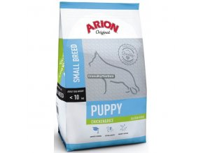 Arion Dog Original Puppy Small Chicken and Rice 3kg