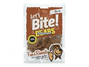 Brit Let's Bite Bears 150g