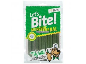 Brit Let's Bite Munchin' Mineral 105g