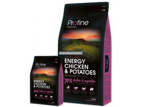 Profine adult Energy Chicken and Potatoes