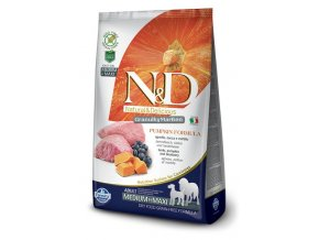 ND Grain Free Canine Pumpkin Lamb Adult Medium Maxi